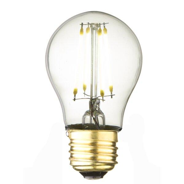 5W E26 LED Vintage Filament Light Bulb by Aspen Brands