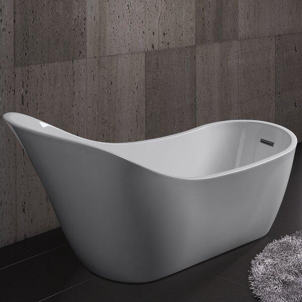 67 7 X 35 43 Soaking Bathtub By Akdy.