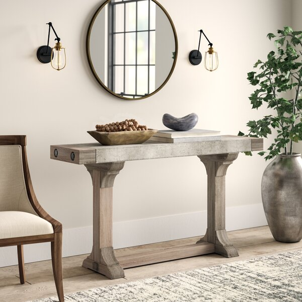 Crisp Console Table by Greyleigh