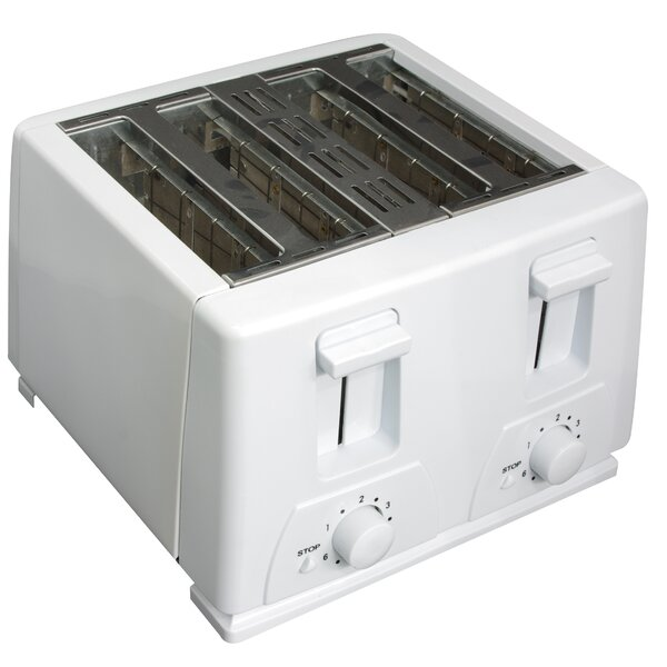 4 Slice Toaster by Cookinex