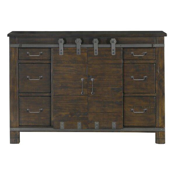 Enola 6 Drawer Combo Dresser by Greyleigh
