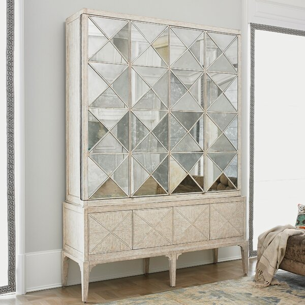 Escher 6 Door Accent Cabinet by Ambella Home Collection