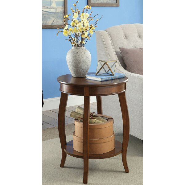 Sven End Table By Rosalind Wheeler