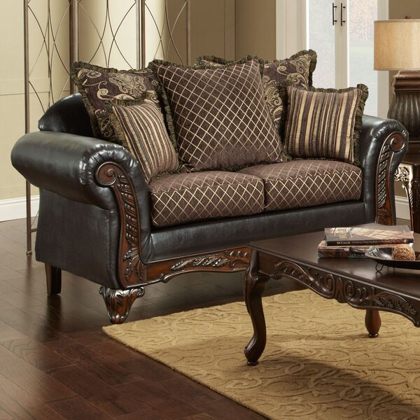 Perfect Brands Amelia Loveseat by Chelsea Home by Chelsea Home