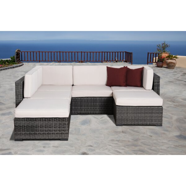 Neo 6 Piece Sectional set with Cushions by Beachcrest Home