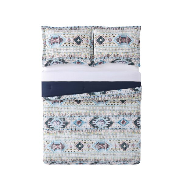 Redwood City Comforter Set by Bungalow Rose