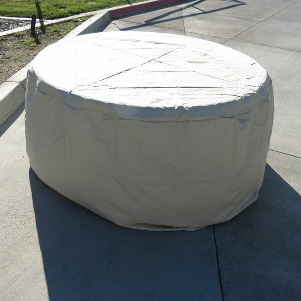 Round Patio Table Cover by Freeport Park