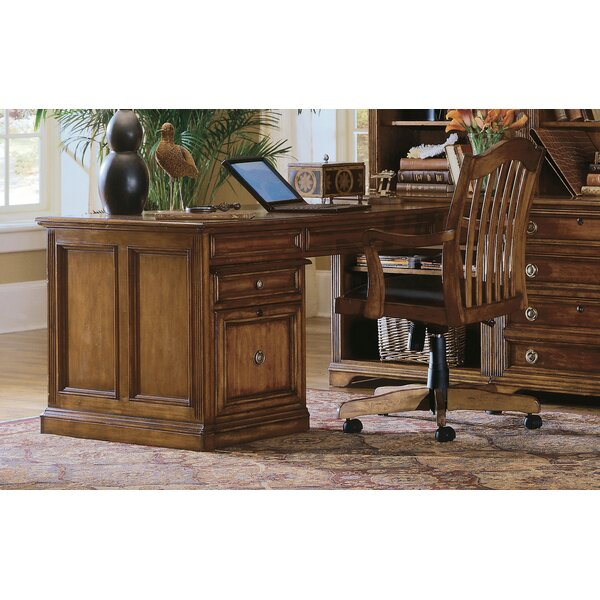 Brookhaven Return Executive Desk by Hooker Furniture