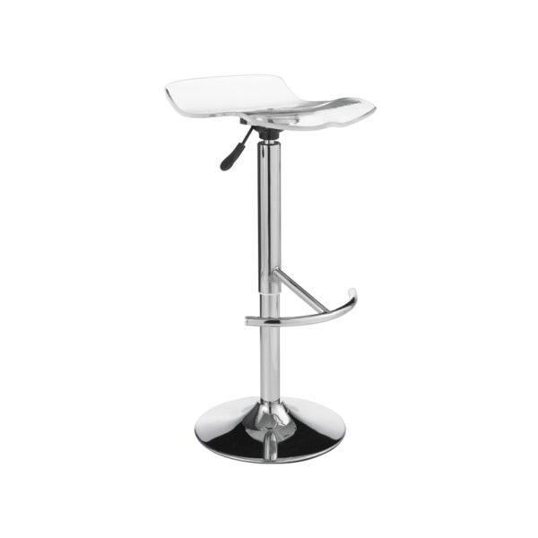 Urban Unity California Adjustable Height Swivel Bar Stool by Sunpan Modern