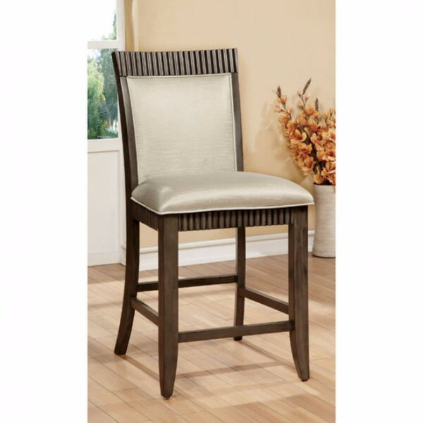 Alwin Modern Upholstered Dining Chair (Set of 2) by Darby Home Co
