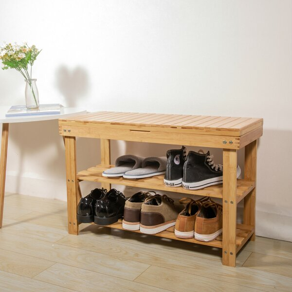 Marthe Shoe Storage Bench