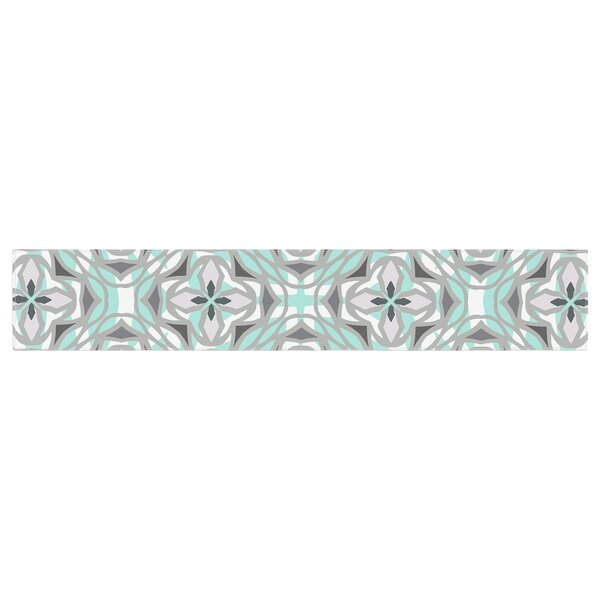 Miranda Mol Winter Pool Table Runner by East Urban Home