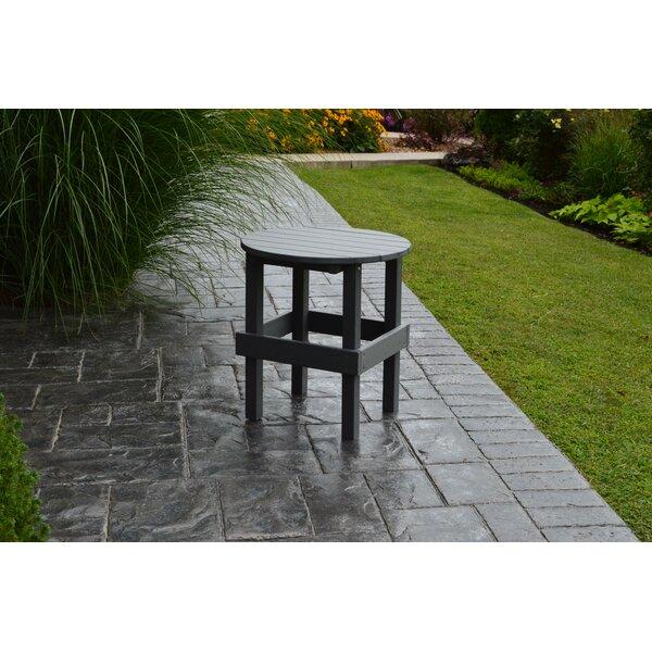 Peterlee Plastic/Resin Side Table
