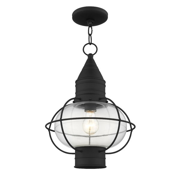 Wildwood Outdoor 1-Light Lantern Head by Breakwater Bay