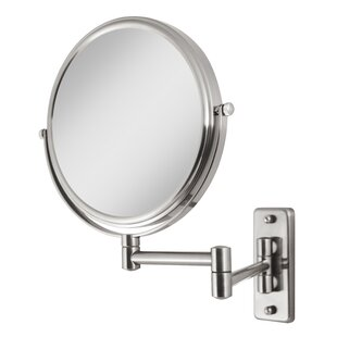 Budget Stecker Two-Sided Dual-Arm Wall Mount Mirror By Alcott Hill