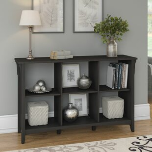 Mcnew Cube Unit Bookcase in Antique White by Three Posts