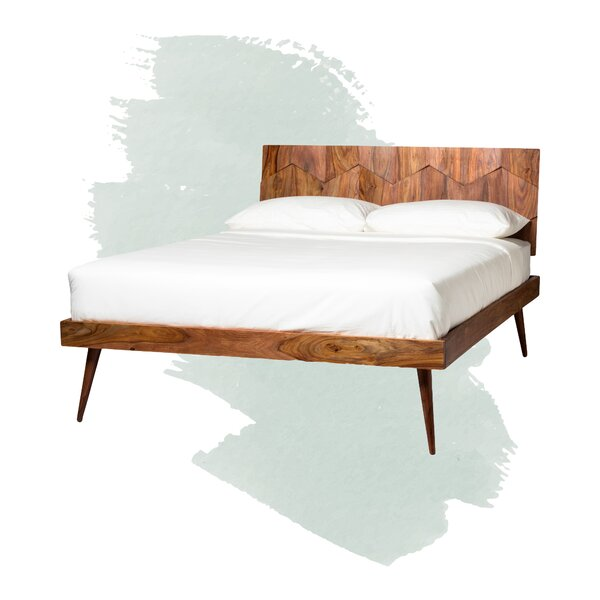 Anita Queen Platfrom Bed by Foundstone
