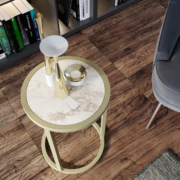 Peavler Frame End Table By Mercer41