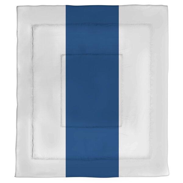Toronto Hockey Single Reversible Comforter