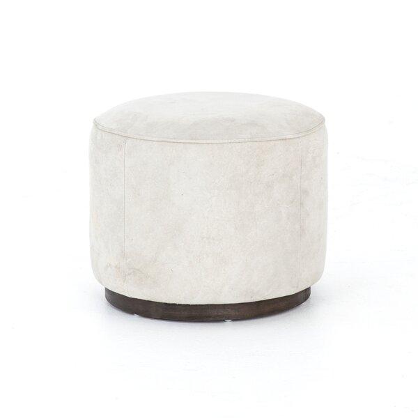 Doutzen Round Ottoman by Brayden Studio