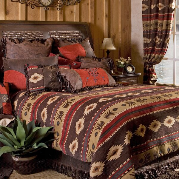 Colebrook Reversible Comforter Set