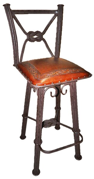 Chaucer Traditional 30 Bar Stool (Set of 2) by Fleur De Lis Living