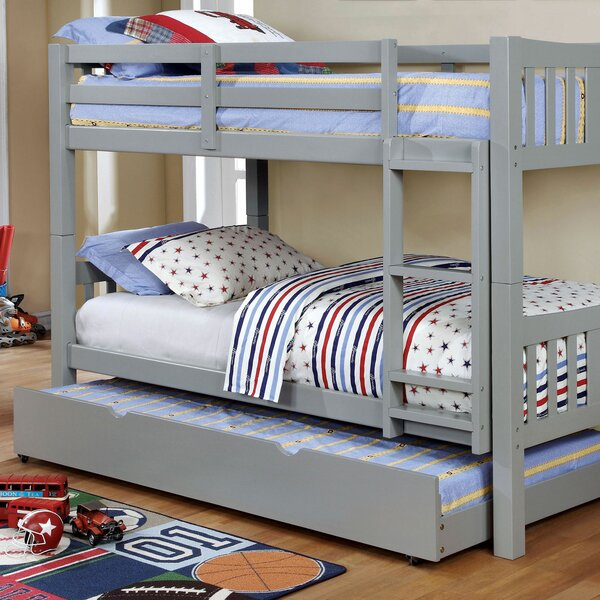 Fontinella Bunk Bed by Harriet Bee