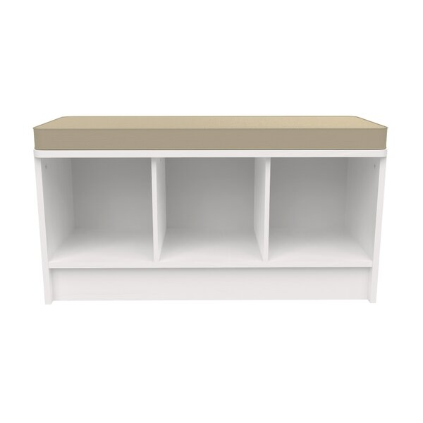 Cubicals Shoe Storage Bench by ClosetMaid