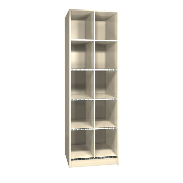 Teton 5 Tier 2 Wide Locker by Ironwood