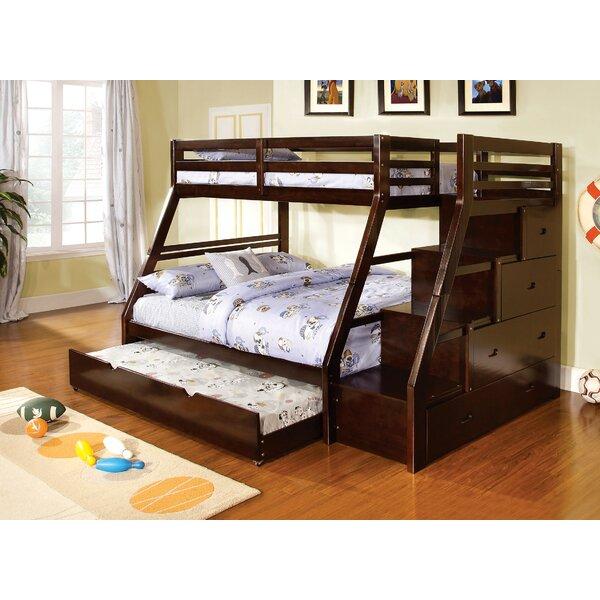 Ian Twin over Full Bunk Bed by Hokku Designs