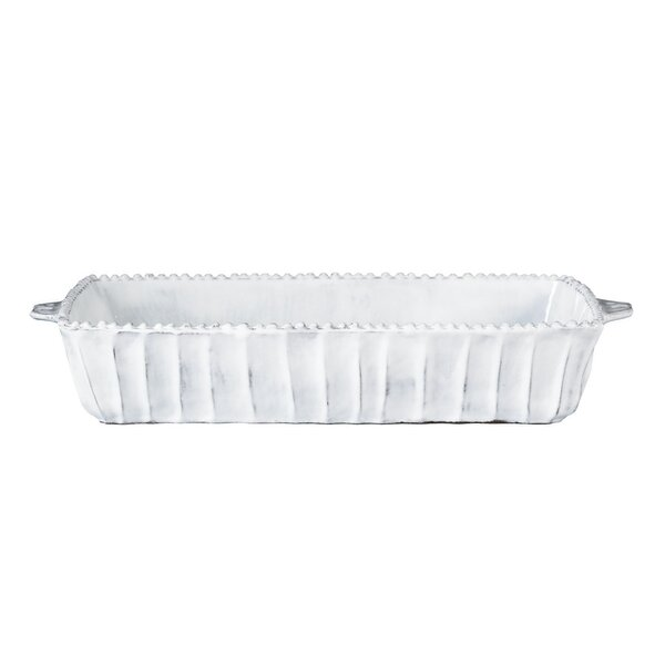 Incanto Stripe Rectangular Baking Dish by VIETRI