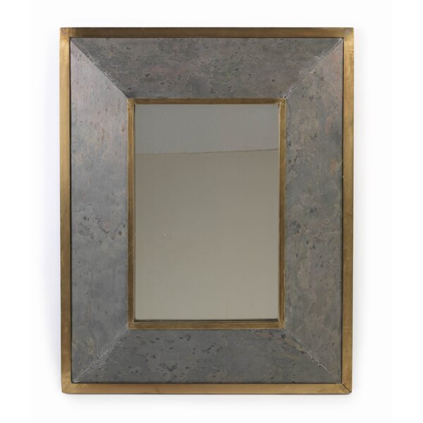 Beveled Accent Mirror by 17 Stories