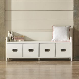 Best Edwards 4-Drawer Storage Bench By Birch Lane™