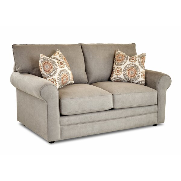 Trudie Loveseat by Darby Home Co Darby Home Co