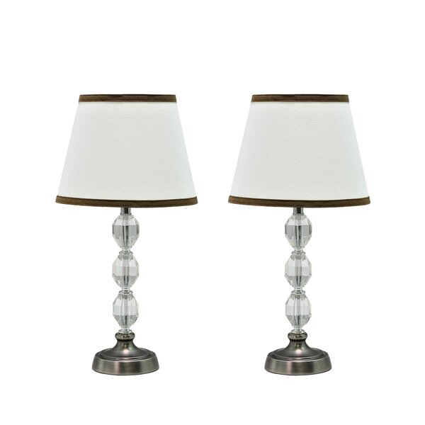 17.5'' Table Lamp (Set of 2) by Aspen Creative Corporation