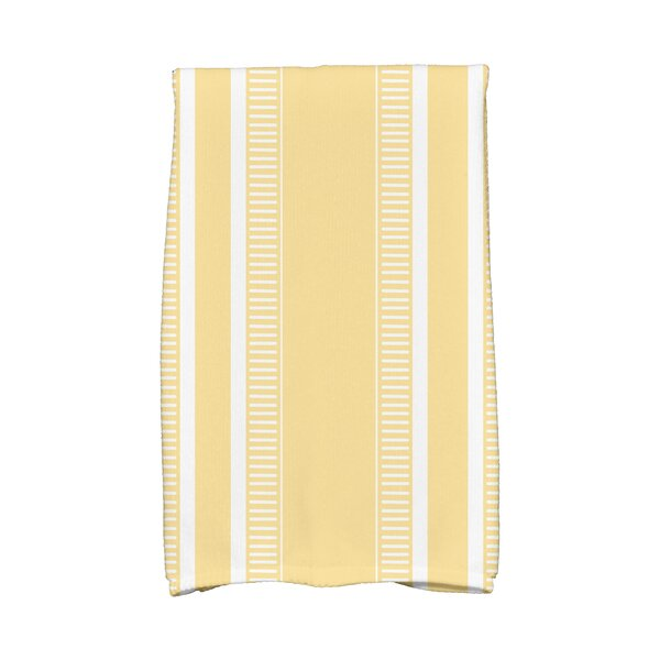 Striped Kitchen Towel by Beachcrest Home