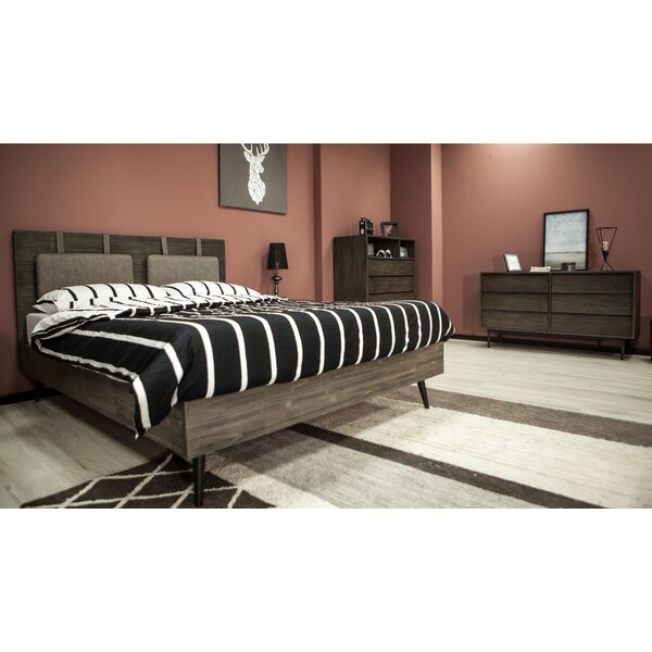 Ean Platform Bed by Union Rustic