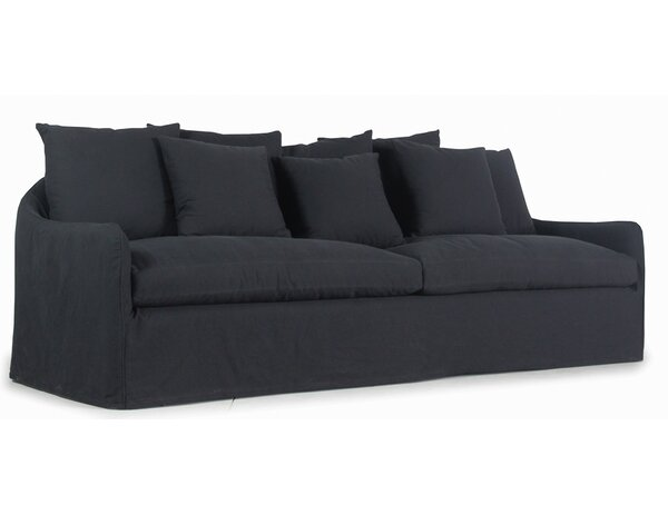 Frost Standard Sofa by Sarreid Ltd