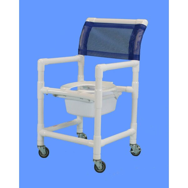 Standard Commode Shower Chair by Care Products, Inc.