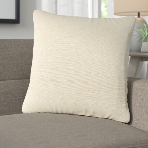 Alosville Silk Throw Pillow by Corrigan Studio