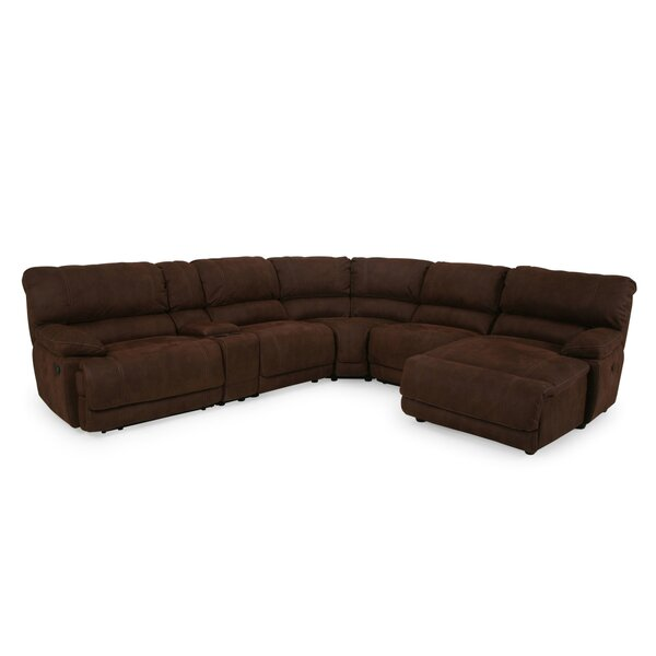 Rankin Reclining Sectional by Red Barrel Studio