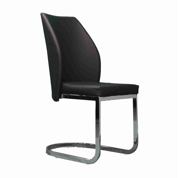 Barrier Upholstered Dining Chair by Orren Ellis