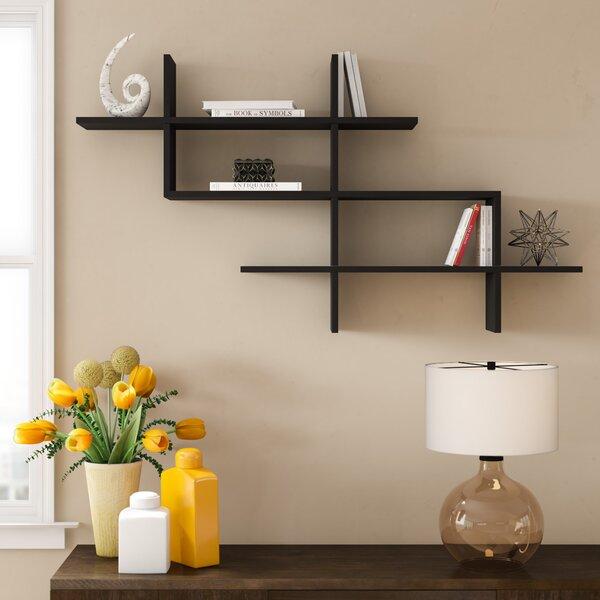 Mckey Modern Wall Shelf by Ivy Bronx