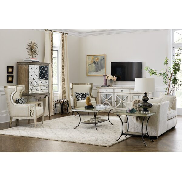 Sanctuary 2 2 Piece Coffee Table Set by Hooker Furniture Hooker Furniture