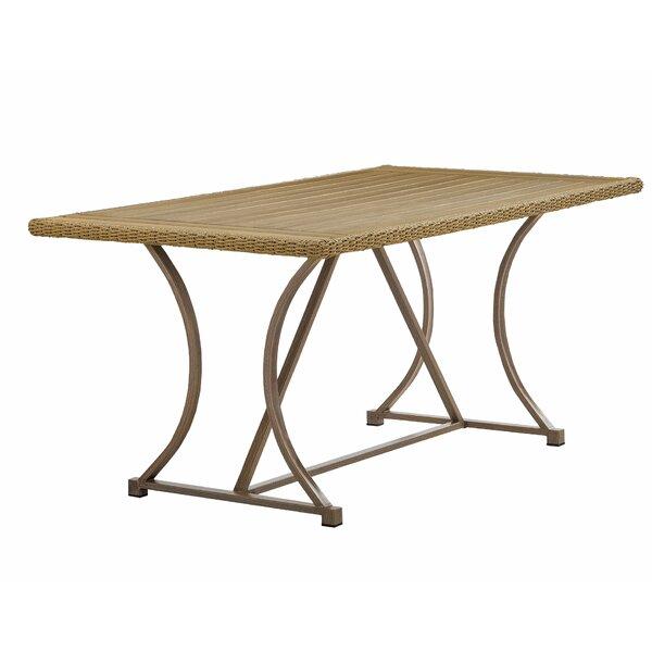 Wynn Dining Table by Bayou Breeze