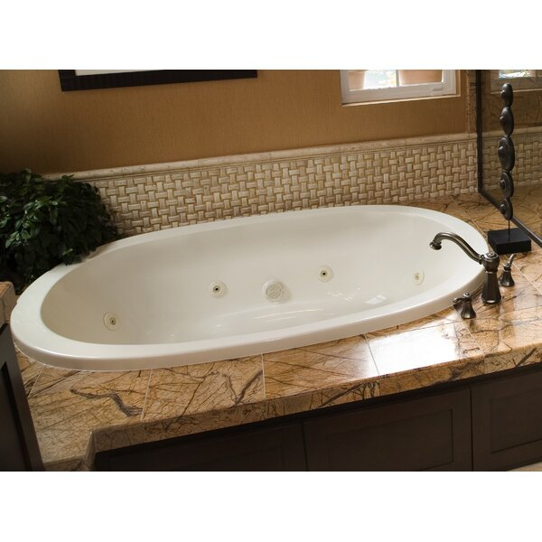 Designer Galaxie 66 x 44 Soaking Bathtub by Hydro Systems