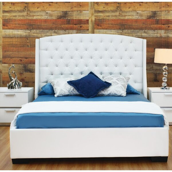 Burslem Upholstered Platform Bed by Everly Quinn