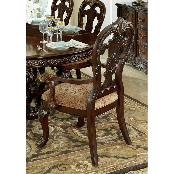 Williams Upholstered Dining Chair (Set of 2) by Astoria Grand