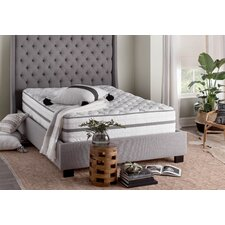 Park Avenue Upholstered Platform Bed by Diamond Sofa