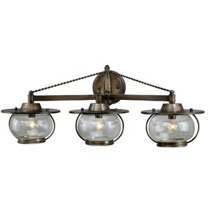 Read Reviews Karole 3-Light Vanity Light By Williston Forge